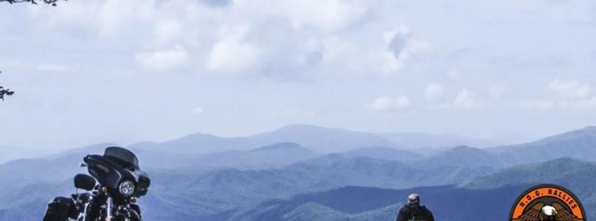Great Smoky Mountain HOG Rally