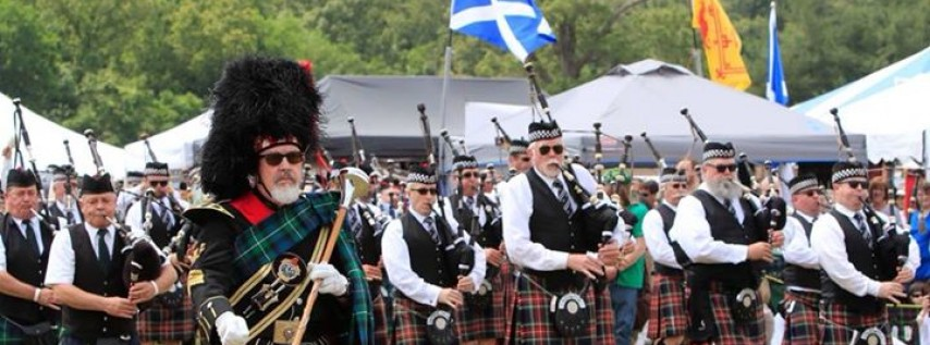 2018 Smoky Mountain Scottish Festival and Games
