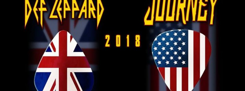 Def Leppard & Journey at FedExForum