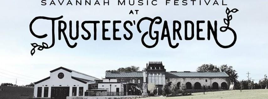 Savannah Music Festival at Trustees' Garden