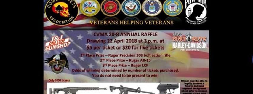 CVMA 20-8 Annual Raffle
