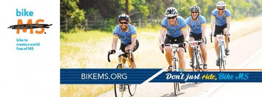 Tour de Vino - Bike MS 2018 Training Ride