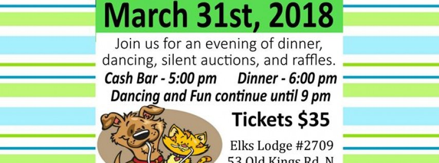 13th Annual SPAY-ghetti Dinner & Silent Auction