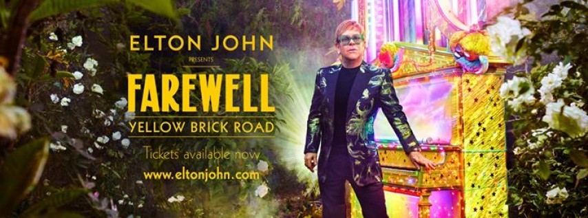 Farewell Yellow Brick Road