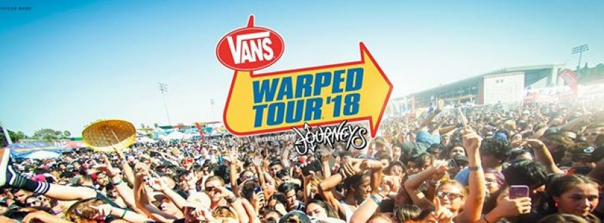 Vans Warped Tour '18 : Hartford, CT