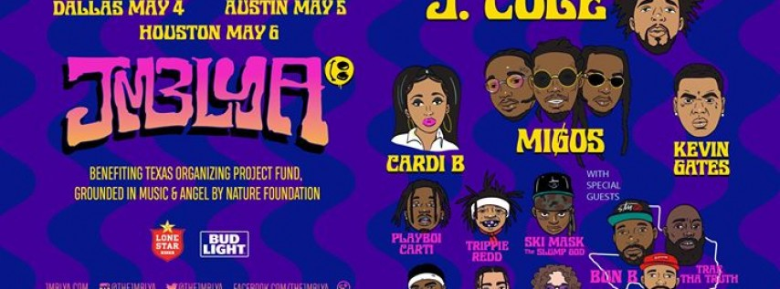 Jmblya 2018 // Dallas, TX // May 4