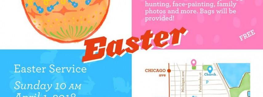 Streeterville Easter Egg Hunt 2018