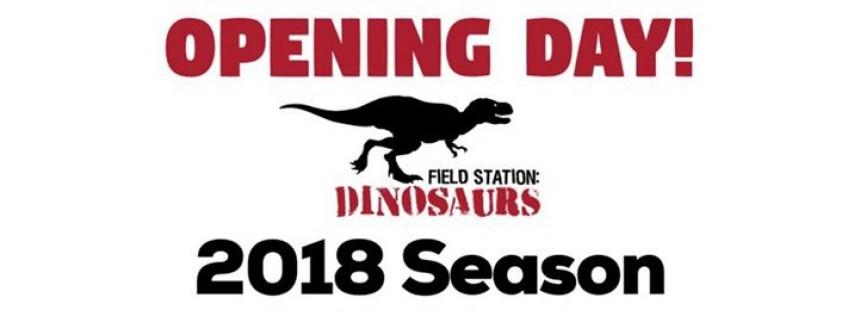 2018 Season Opening Day