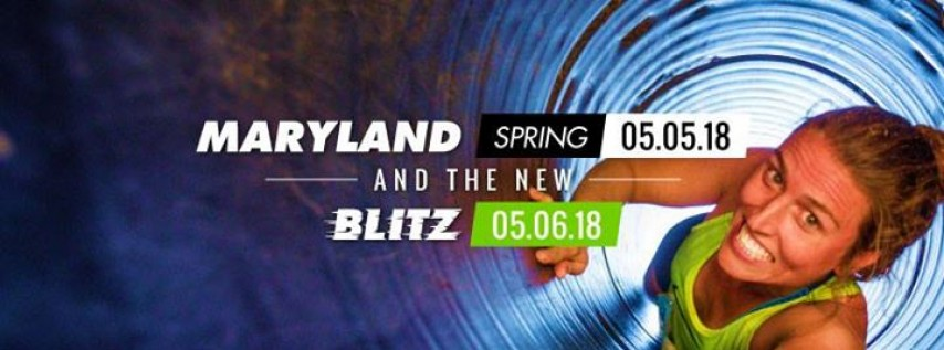 Savage Race & Savage Blitz Maryland Spring 2018