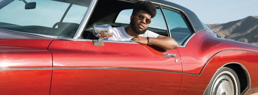 Khalid with special guest Daya to 'Wake the Giant'