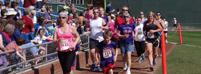 Sea Dogs' Mother's Day 5K