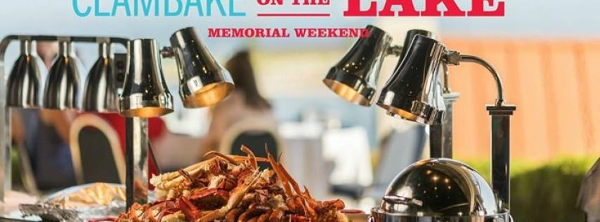 Memorial Weekend Clambake on the Lake