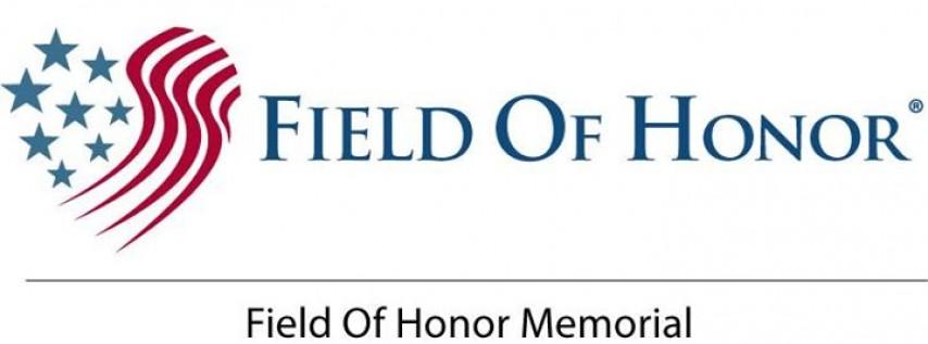 2018 Field of Honor® Memorial Flag Display