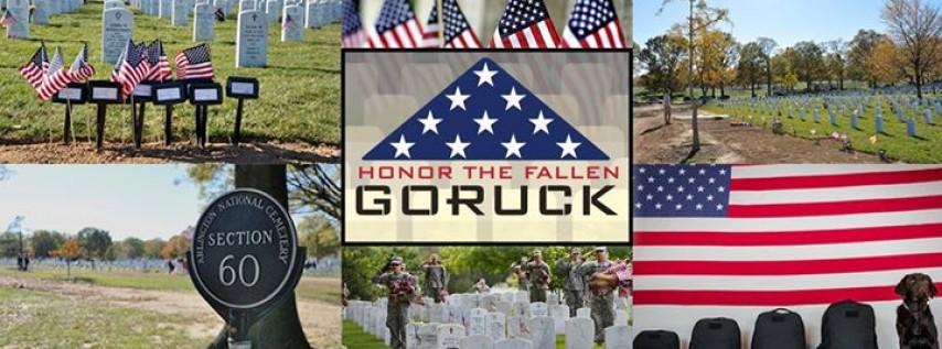 GORUCK Light Challenge - Cleveland, OH (Memorial Day)
