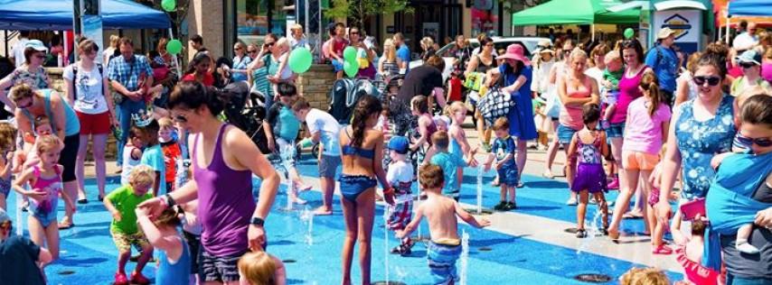 Lake Ridge Academy Splash Pad