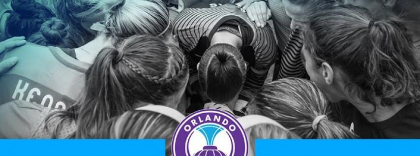 Orlando Pride vs. Utah Royals FC