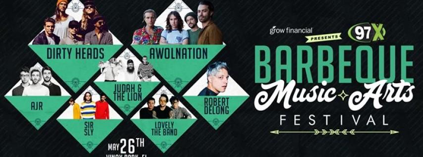 97X Barbeque Music & Arts Festival