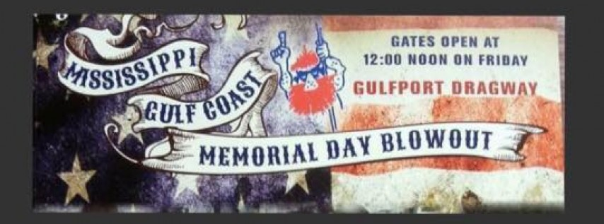 Mississippi Gulf Coast Memorial Blowout Vendor