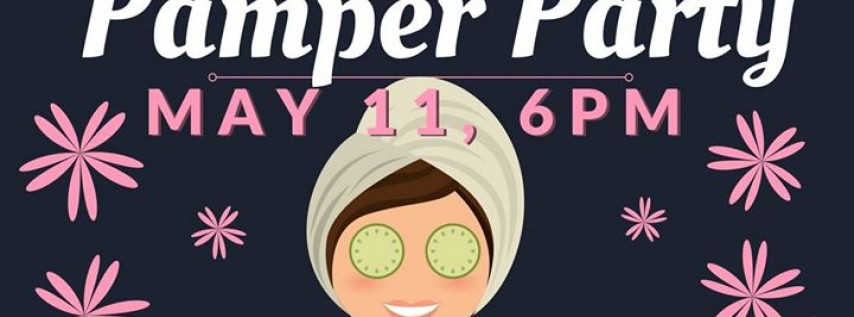 Mother Daughter Pamper Party