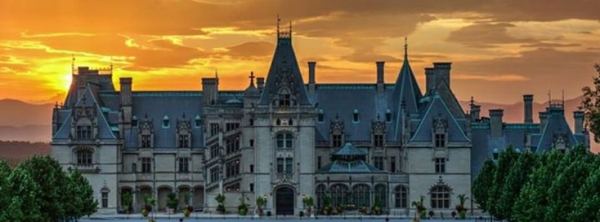May 12th - 13th 2018 Biltmore House/ Asheville Outlets