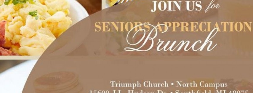 Triumph's Seniors Appreciation Brunch
