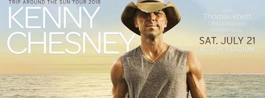 Kenny Chesney: 2018 Trip Around The Sun Tour