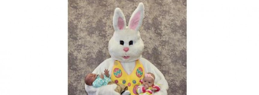 EASTER EGG HUNT & PICTURES WITH THE EASTER BUNNY!!!