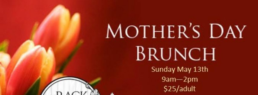 Mother's Day Brunch Buffet by Chef Philip