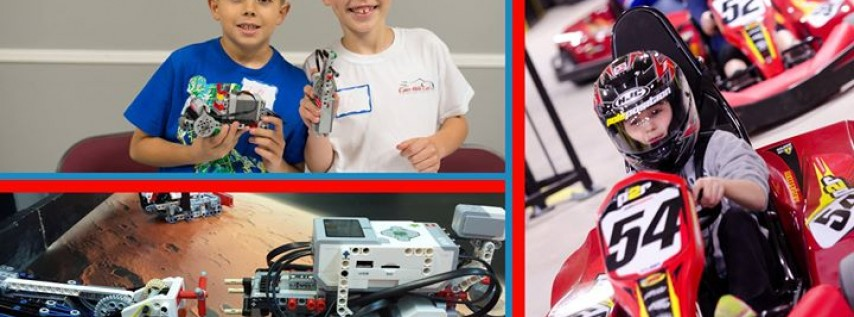 Racing & Robotics Summer Camp