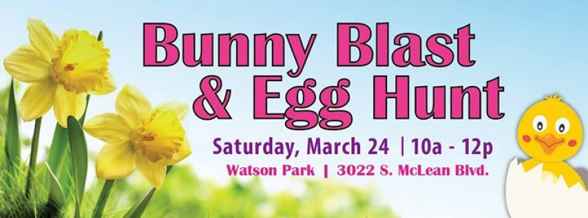 Bunny Blast and Egg Hunt