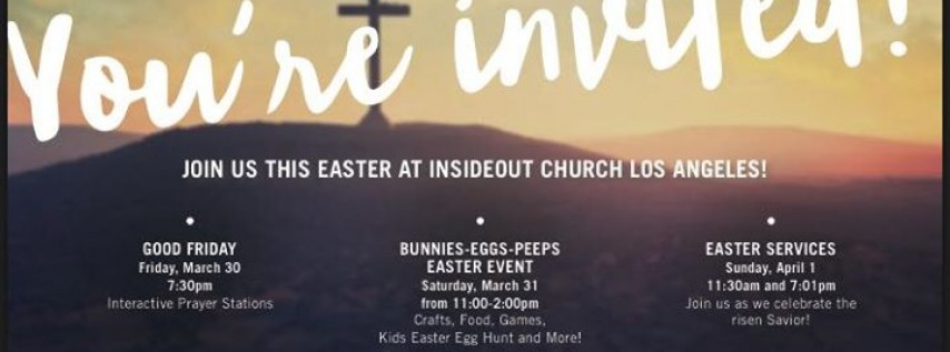 Easter 11:30 @IOLA