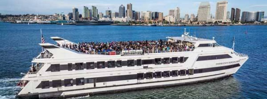 San Diego Pier Pressure Memorial Weekend Mega Yacht Party