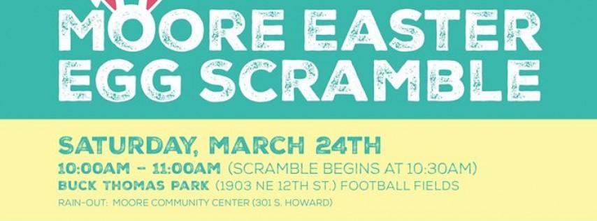 Moore Easter Egg Scramble