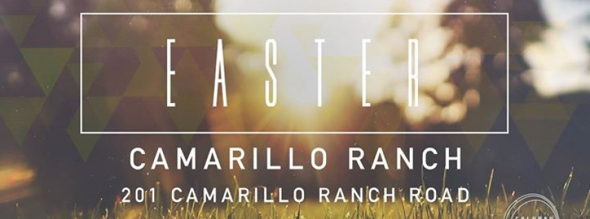 Easter Service at the Camarillo Ranch