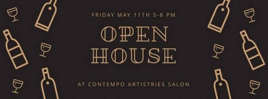 Contempo Artistries Salon - OPEN HOUSE!