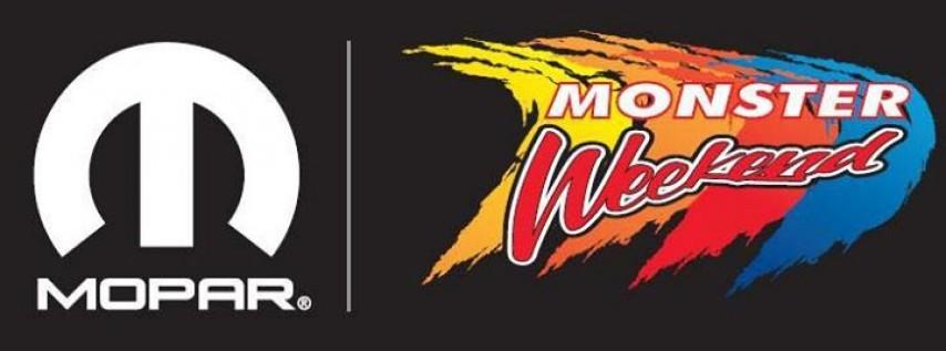 Monster Mopar Weekend 2018 Summer Jamboree