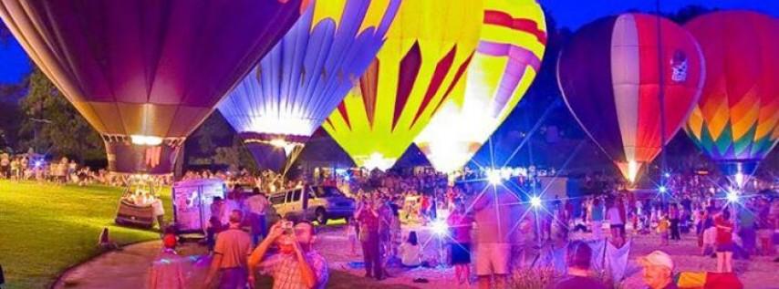 Sky High Hot Air Balloon Festival