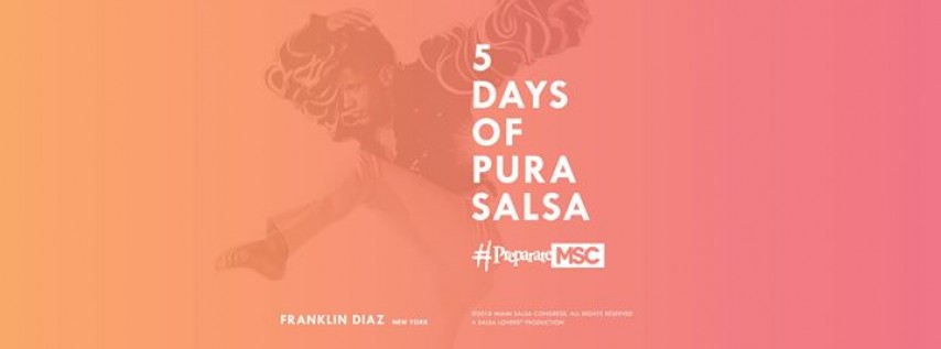 Miami Salsa Congress 2018