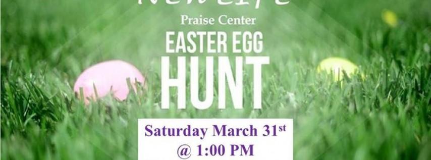 Easter Egg Hunt at NEW LIFE Praise Center