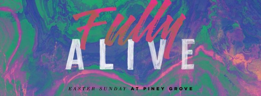 Easter at Piney Grove