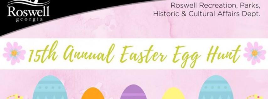 15th Annual Easter Egg Hunt