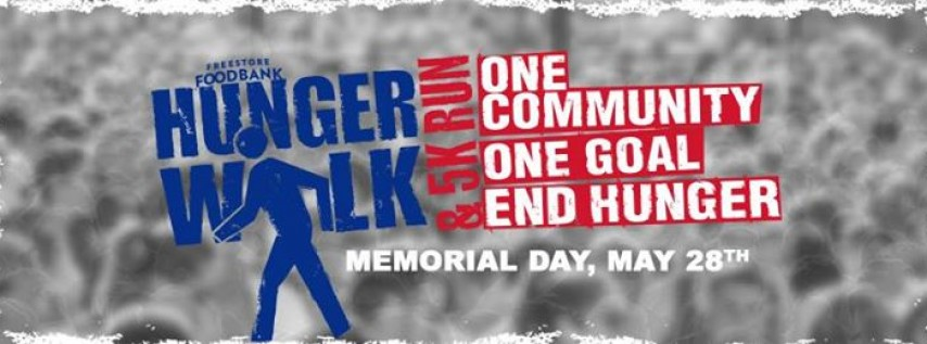 15th Annual Hunger Walk & 5K Run