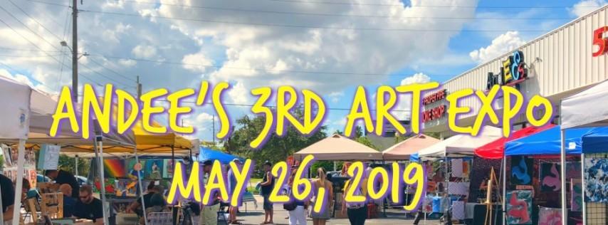 Andee's Art Expo