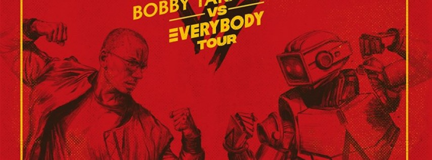 Logic Presents: Bobby Tarantino vs. Everybody Tour with NF and Kyle