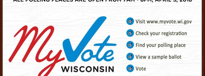Wisconsin Spring Election