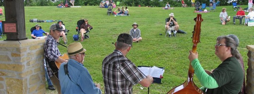 """Annual Bring Your Pop to Pop's Knoll"""" Fathers Day Picnic"""