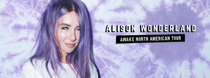Alison Wonderland at WaMu Theater - Seattle