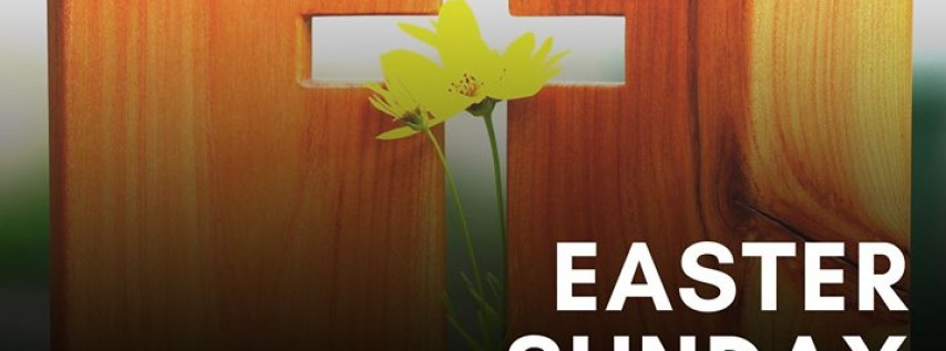 Easter Sunday at Cathedral of Hope