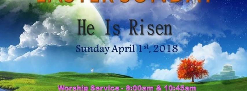 Easter Sunday Worship Service|Youth Ministry Program