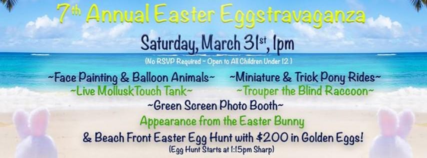 7th Annual Easter Eggstravaganza at Island Inn